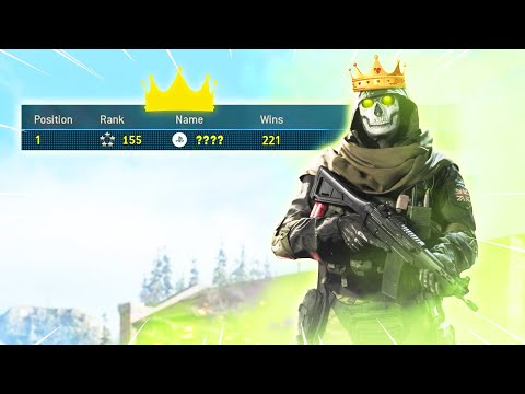 The #1 RANKED WARZONE PLAYER! 😱(Is He Good?)