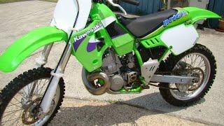 KAWASAKI KX500 1999