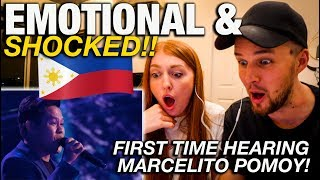 Marcelito Pomoy Beauty & The Beast AGT Champions REACTION, We Were NOT EXPECTING THIS!