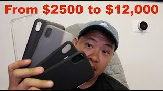 From $2500 To $12000 iPhone X Hustle