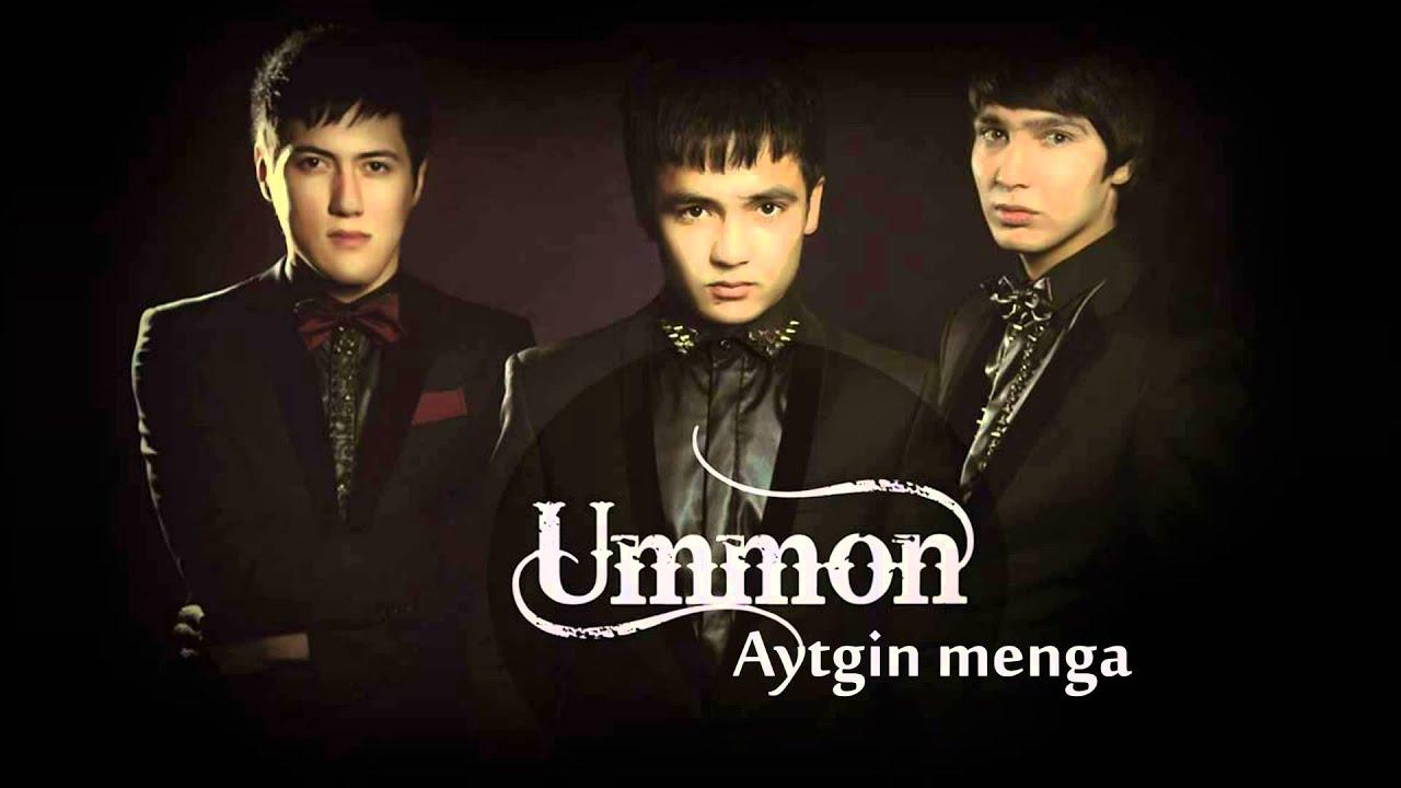 Ummon - Aytgin menga (Official music) #1