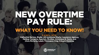 new overtime pay rule what you need to know