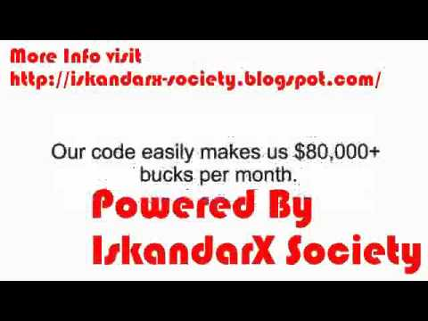 iskandarX Society Review - Affiliate Marketing - Make Money Online With Clickbank