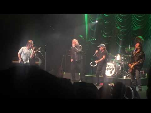 Paul Rodgers, Robert Plant & Brian Johnson at Oxford New Theatre 14/5/17