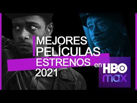 MEJORES PELICULAS HBO MAX de los ESTRENOS 2021