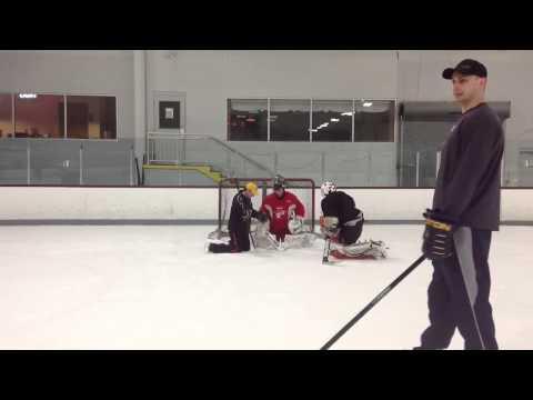 The Goalie Doctor - Matt Arnold and Tyler Huberty 4/26/13