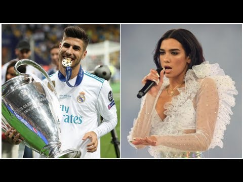 Dua Lipa Responds To Rumours That She Spent Night With Marco Asensio After Champions League Final