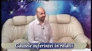 Cauzele suferintei in relatii-Valeriu Panoiu, scriitor, astrolog