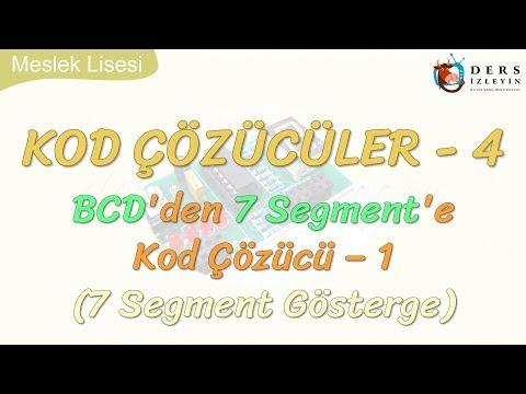 KOD ÇÖZÜCÜLER-4 BCD
