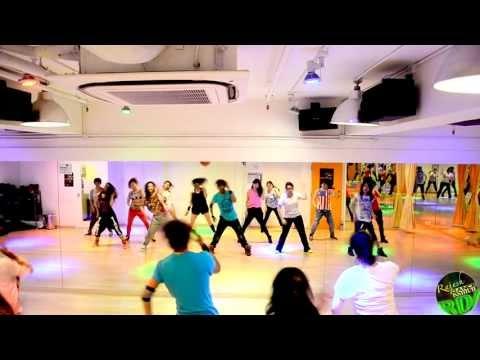 "RDI DANCE CLASS...(#79) ""GUNDE JAARI G."" (CHOREOGRAPHED BY MASTER RAJESH)"