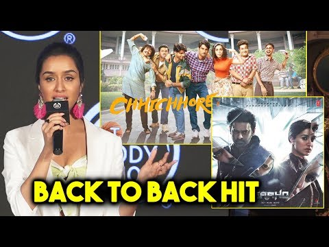 Shraddha Kapoor Reaction On Back To Back Success Of Saaho And Chhichhore Mp3