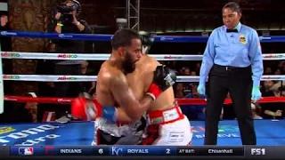 Christian Gonzalez vs Darryl Hayes full fight 04.06.2015 Louise ShCotton