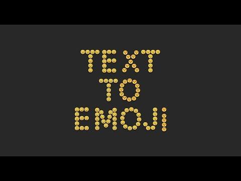 Emoji Letter Converter Aplikacije Na Google Playu