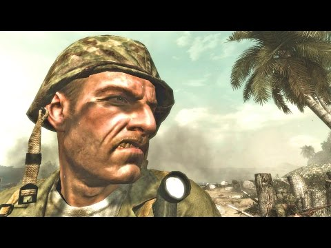 Call of Duty : World At War Most EPIC Campaign Moments