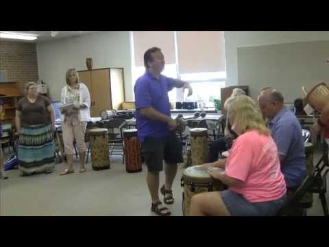 World Drumming 2014 Columbus Broadband High