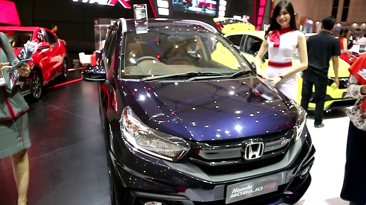 Honda Mobilio Rs New 2018 Exterior And Interior Youtube