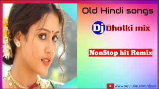 Old Hindi dj nonstop hit song 🔥90s hindi dj song