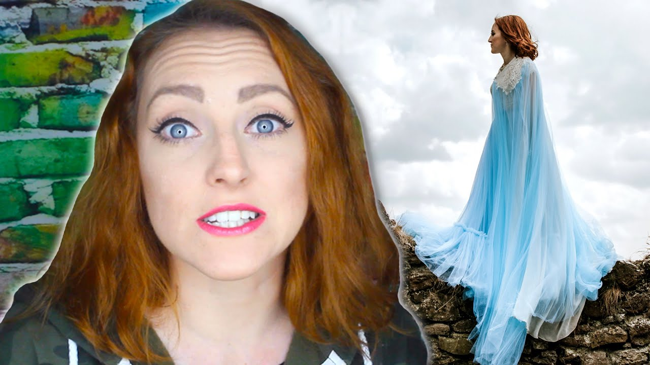 I Bought My Wedding Dress On Etsy Youtube