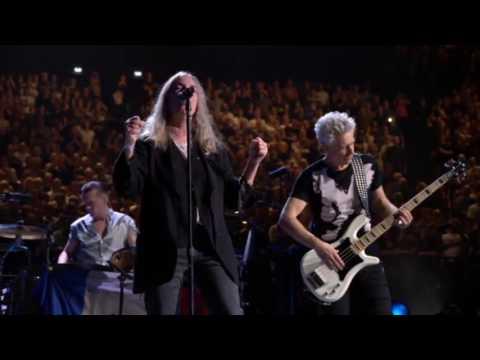 U2 with Patti Smith Gloria  People Have The Power Paris 2016