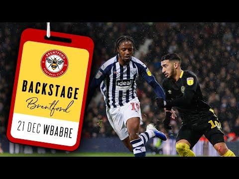 Backstage Brentford: West Brom