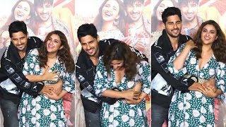 Sidharth Malhotra FUNNY Moments With Parineeti Chopra At Jabriya Jodi Trailer Launch