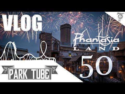 Phantasialand Celebration Day Vlog | Unser Tag im Park • Feuerwerk | Phantasialand