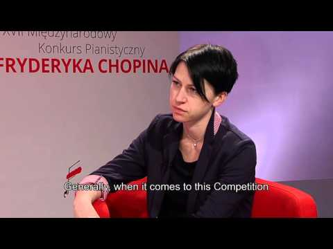 Competition Studio of the 17th International Chopin Competition – Wojciech Świtała