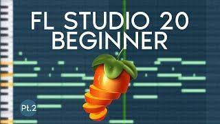 How to Make Chords in FL Studio 20 [Pt.2]