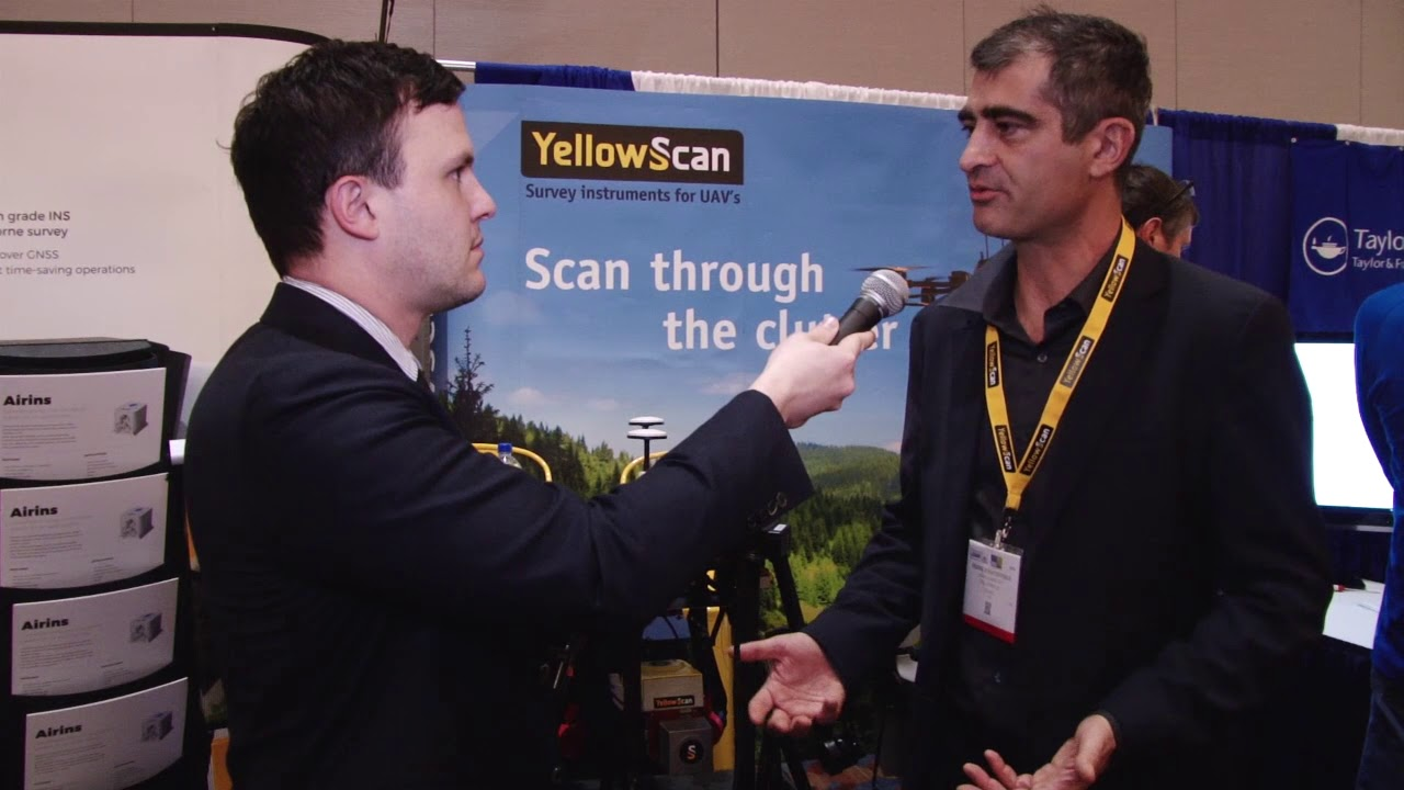 Higher endurance and altitude with YellowScan's two new UAV