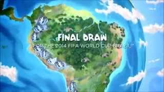 FIFA World Cup Brazil 2014 - Final Draw Intro