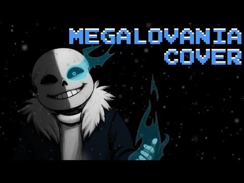 Megalovania Piano Cover (Sans Version)