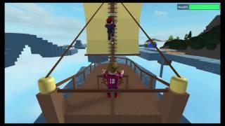 Roblox: Boat Obby - Boat Glitch - Fail