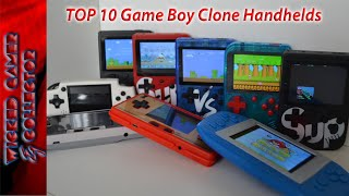 TOP 10 Game Boys Clone Handheld from Ali-express