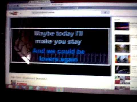 Dan Byrd Boulevard Cover vocal Karaoke by Dewa