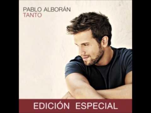 Pablo Alborán - Yo No Lo Sabía.  (Tanto (Edición Especial)