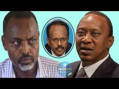 DEG DEG Somalia Oo Ka Qaylisiisay Kenya Islamarkana Uwacatay Safiirkeedii Kenya Xiriirkana Ujartay