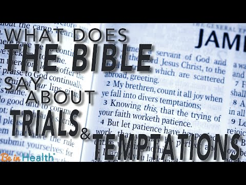 What Does The Bible Say About Trials And Temptations? - Pastor Adrienne Shales