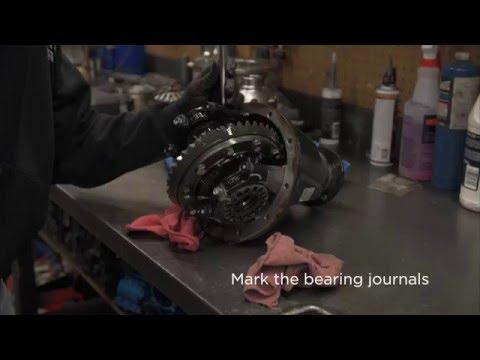 Toyota ARB Air Locker Installation