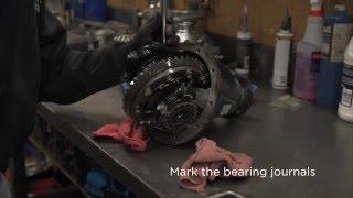 Watch as we install an ARB Air Locker into a rear Toyota housing. L...