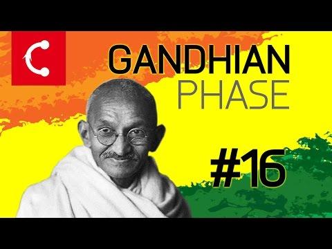 Gandhian Phase - Exploring History #16 (Final Episode) | Semicircle