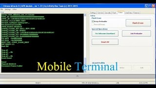 Mtk Android unknown basband and imei repair