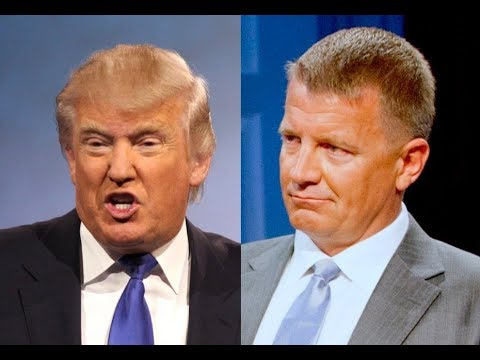 Blackwater Head Keeps Pitching Trump Private Wárs On Fox