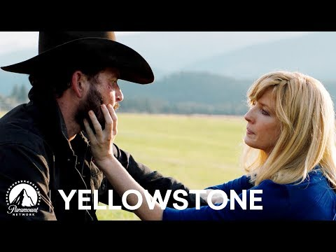 Beth Remembers the First Time She Met Rip | Yellowstone Season 2 | Paramount Network