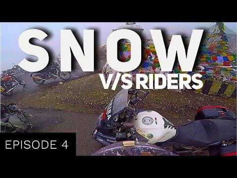 SNOW V/S BIKE RIDERS | EPISODE 4