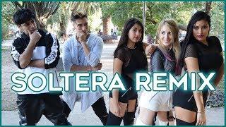 SOLTERA REMIX - Lunay X Daddy Yankee X Bad Bunny | Coreografía A bailar con Maga