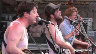 Mumford and Sons Preview Their New LP At Bonnaroo
