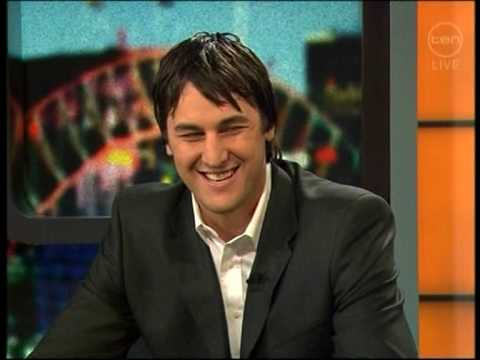 Andrew Bogut on the 7 pm project