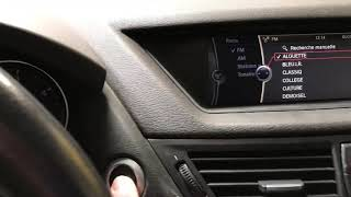 Remise à 0 BMW X1 2009-2012