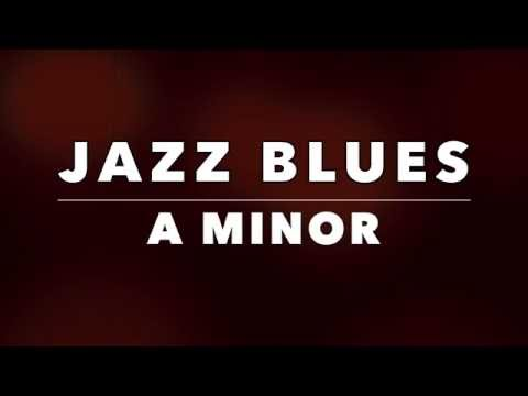 Jazz Blues Backing Track (Am) - Quist