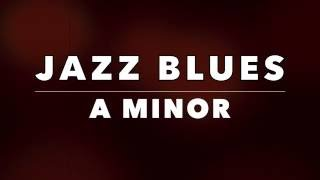 Jazz Blues Backing Track (Am)(Fun, easy Jazz Blues Play-Along! Medium swing in A minor. Jam track starts at 0:46. Slow version https://goo.gl/D5obXd G minor version https://goo.gl/oW8unj E ..., 2015-06-22T13:00:00.000Z)